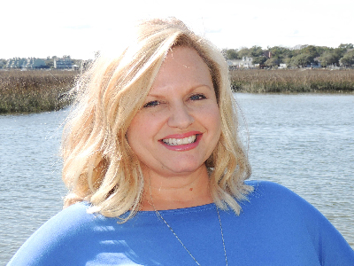 Christi Bessinger, advertising and marketing manager, Garden City Realty