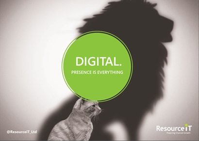 digitial presence is everything - resourceit