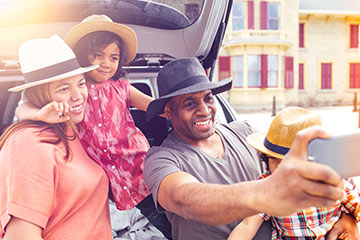 Reach the right car shoppers