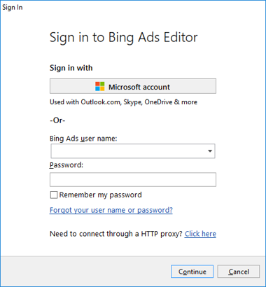 Bing Ads Editor_Old4