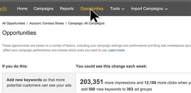 Bing Ads October Summary_Opportunities Tab.png