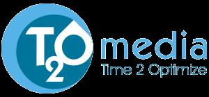 T2o Media logo